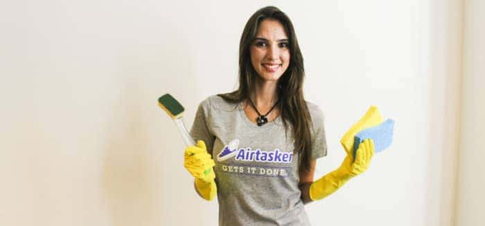 house cleaning services from Airtasker