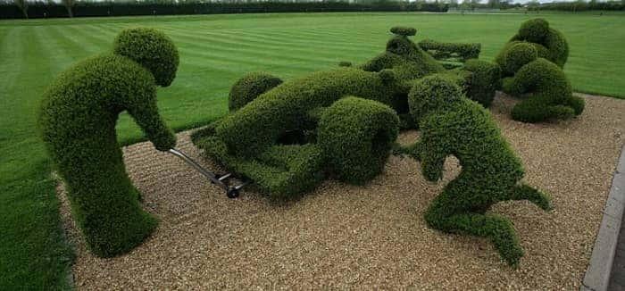 F1 hedge