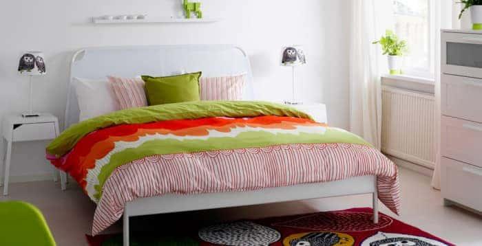 DUKEN bed frame - $220 AUD