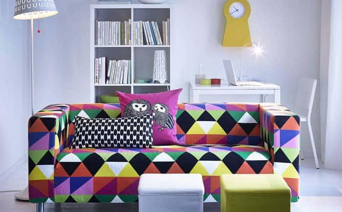 KLIPPAN two-seat sofa - $299AUD