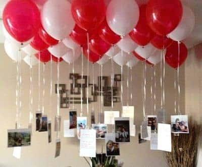 valentines day balloon diy