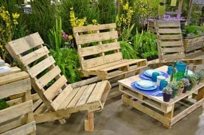 15 Ideas With Pallet Furniture Airtasker Blog