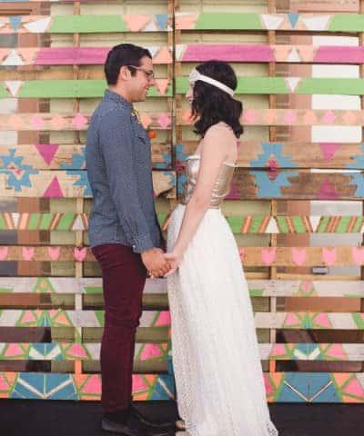 pallet-wedding