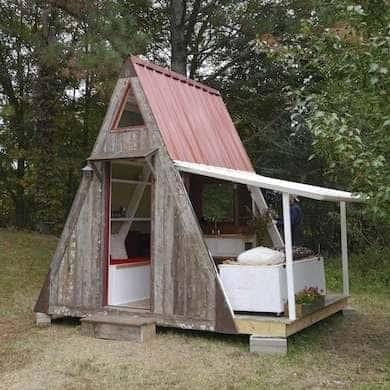 a-frame-shed