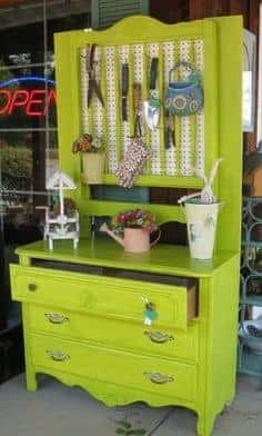 old dresser-shed