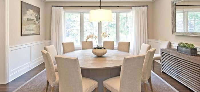 home staging tips dining room