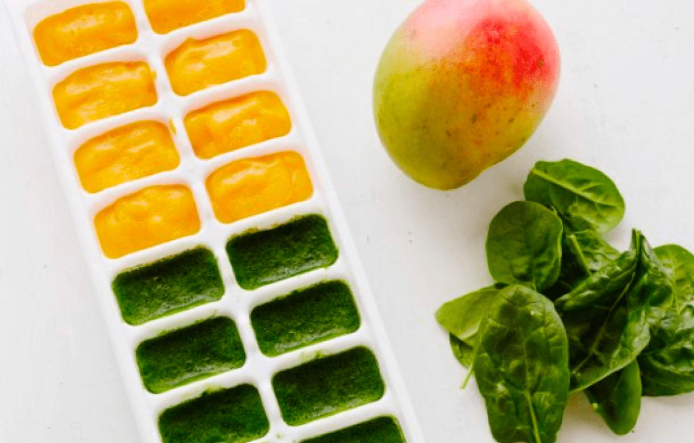 Ice cube tray DIY kitchen hacks and tips