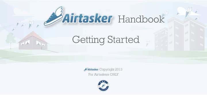 Airtasker Handbook Header