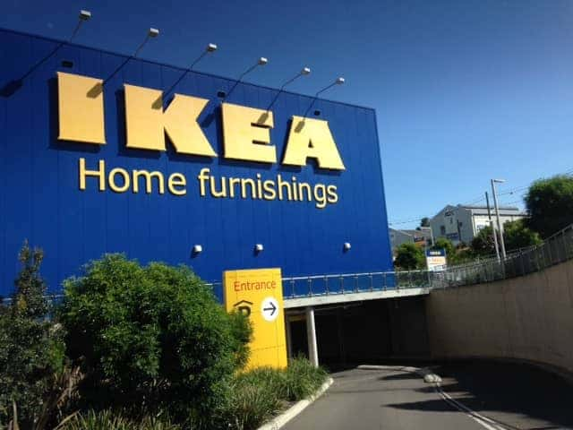 ikea furniture sydney tempe store