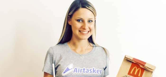 Top 5 Airtasker Foods Delivered