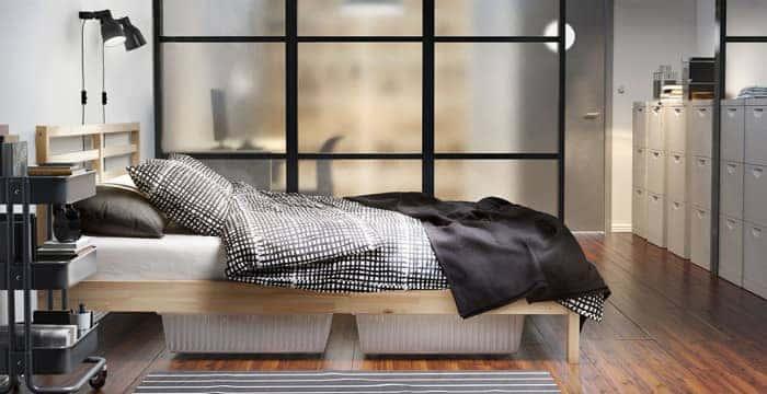 TRAVA bed frame - $119 AUD