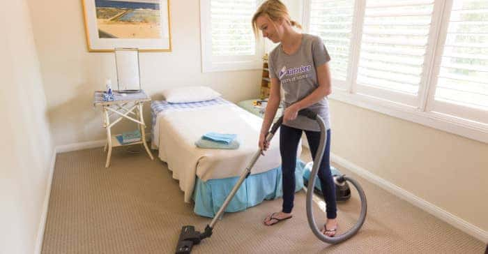 airtasker vacuuming house cleaning
