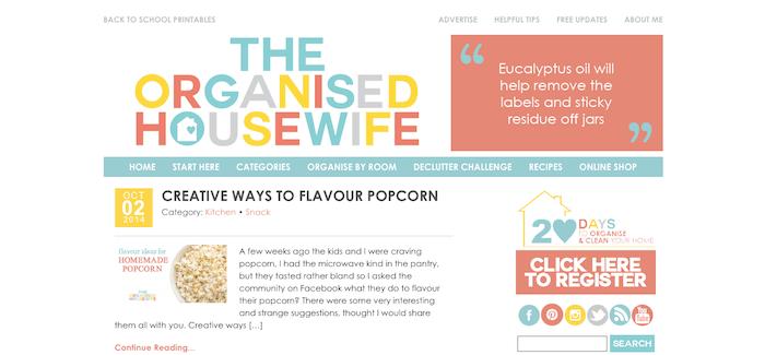 organisedhousewife