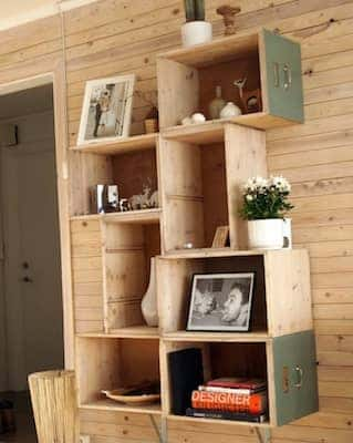 diy-wall-storage-made-of-drawers-1