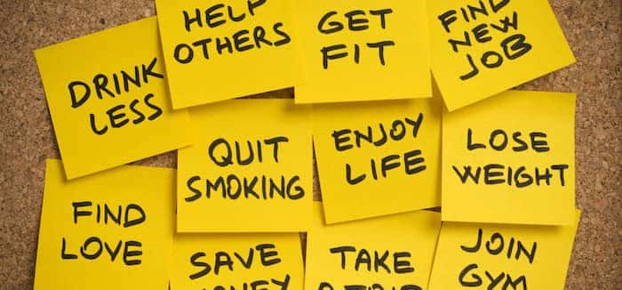 New Year Resolutions You Shouldn't Make