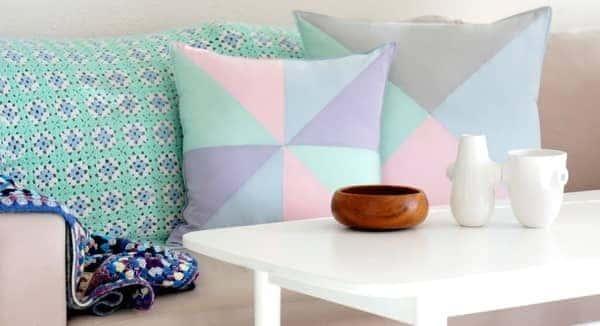 pastel living room colour trend