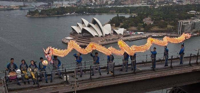 Chinese New Year: Sydney, Melbourne & Brisbane Locations