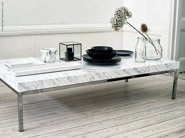 Marble-contact-paper-coffee-table-DIY-project