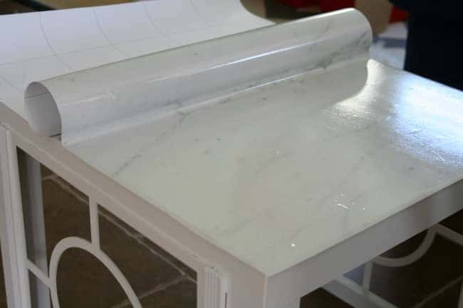 ikea-lack-refresh-with-marble-contact-paper