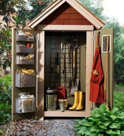 out house-shed