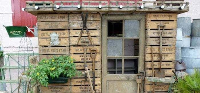 9 Amazing Garden Shed DIY Ideas