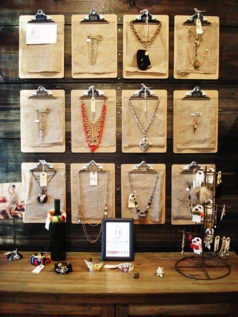 Creative Ways to Organize Jewellery-44