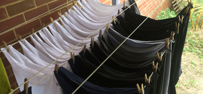 The Ultimate Cheat Sheet To Hanging Washing