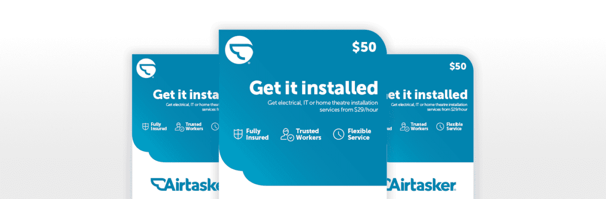 Airtasker Cards – The Gift Of Time
