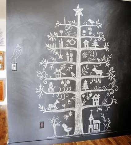 chalkboard-christmas-tree