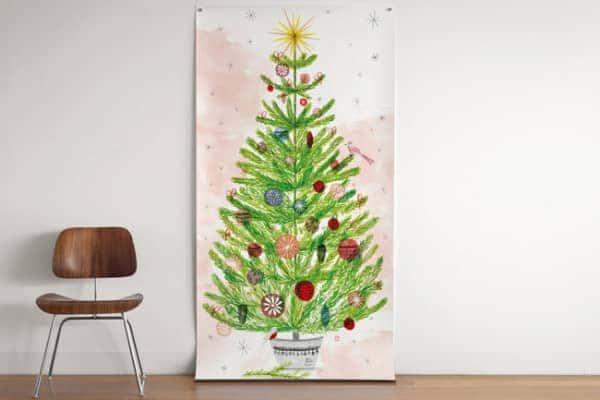 poster-christmas-tree