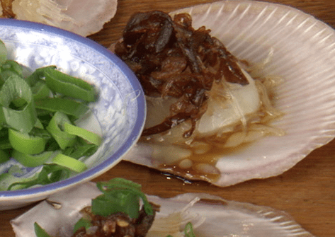 east taste scallops