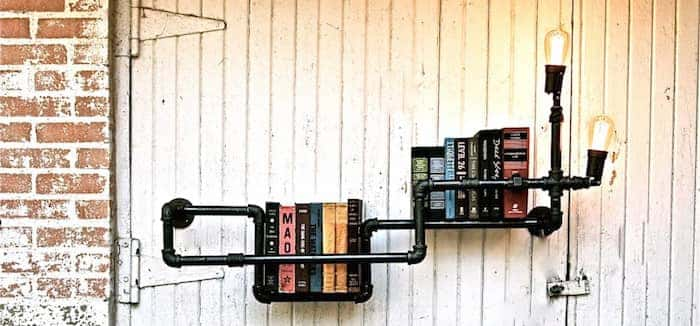 Smart Space-Saving Industrial Shelving Ideas For Your Home