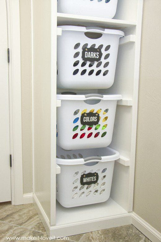 Laundry Organisation And Storage Tips Airtasker Blog