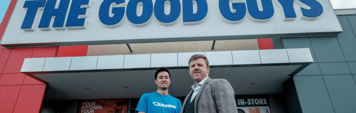 Airtasker Partners With The Good Guys
