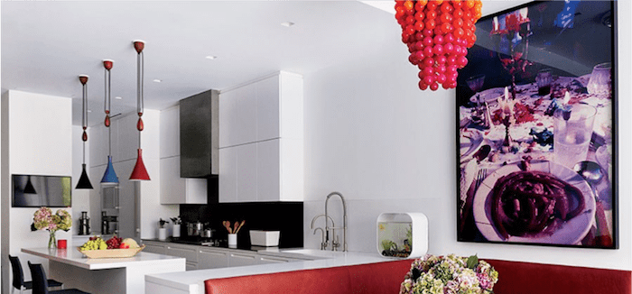 Let There Be Light … In Your Kitchen With Pendant Lighting