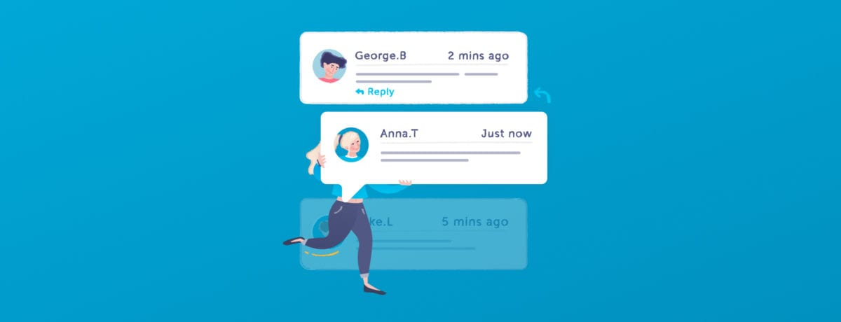New Feature: Conversations