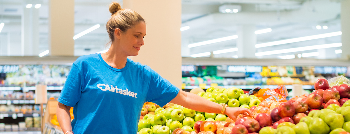 Airtasker x Coles partnership