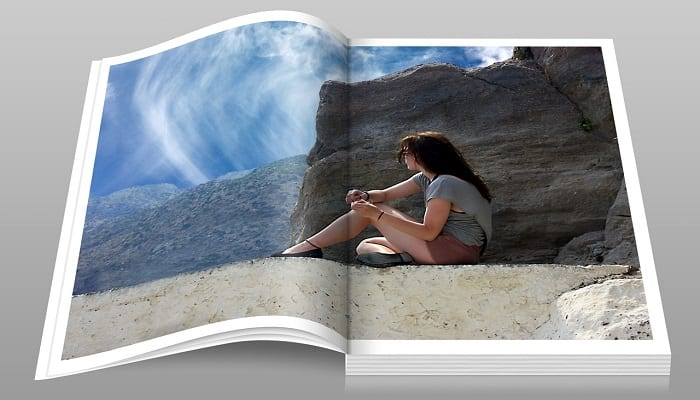 Photobook border