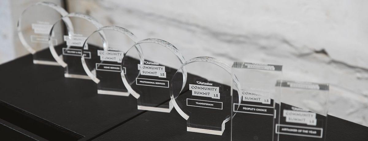 Airtasker Summit 2018: Airtasker Awards