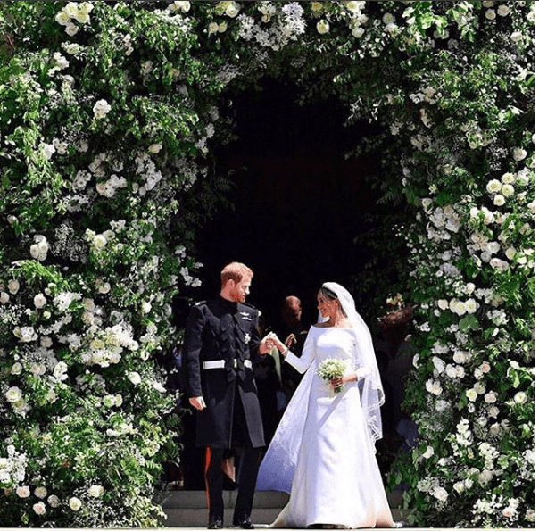 Harry and Megan, Royal Wedding