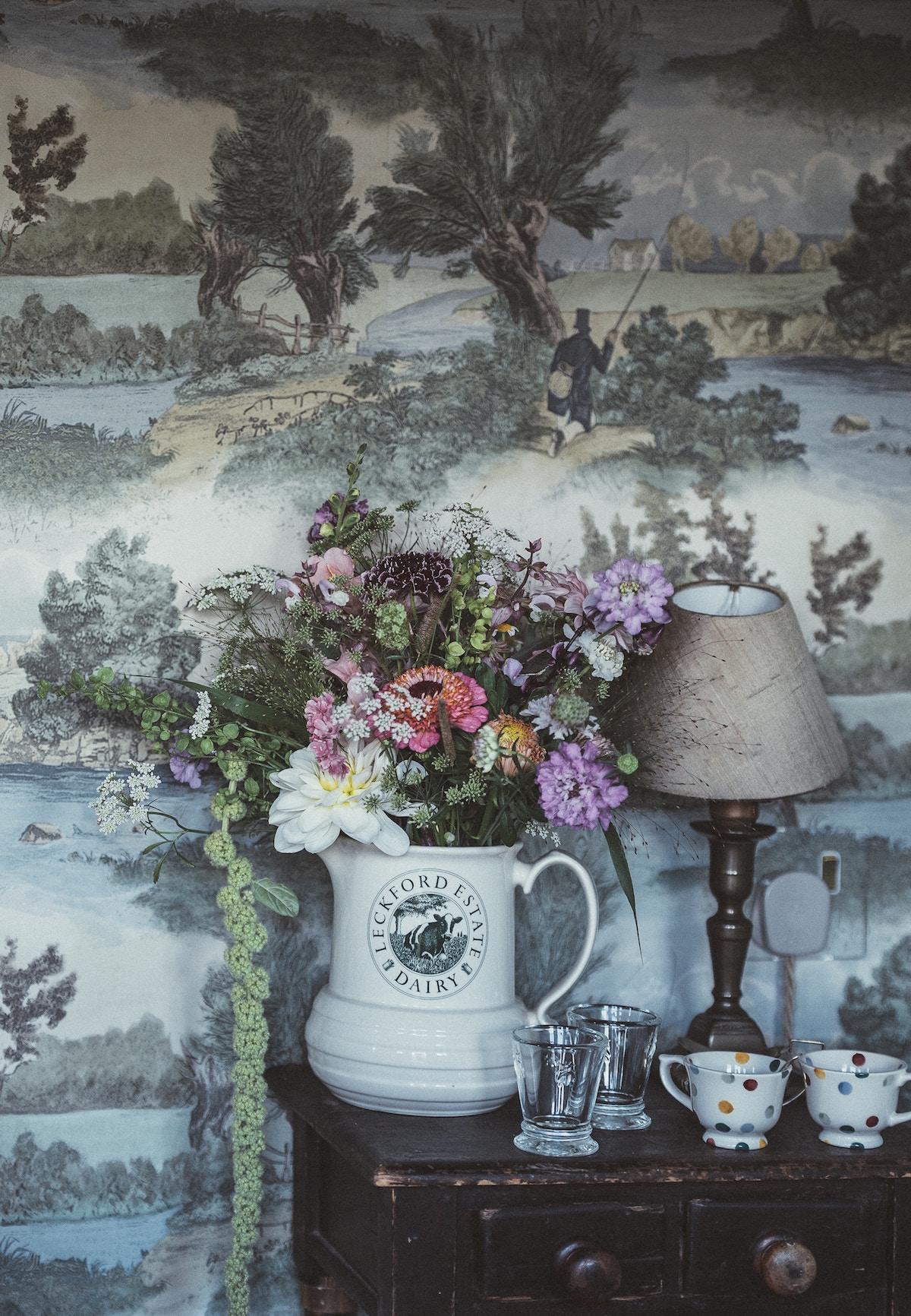 Textural Mash Up Bouquet