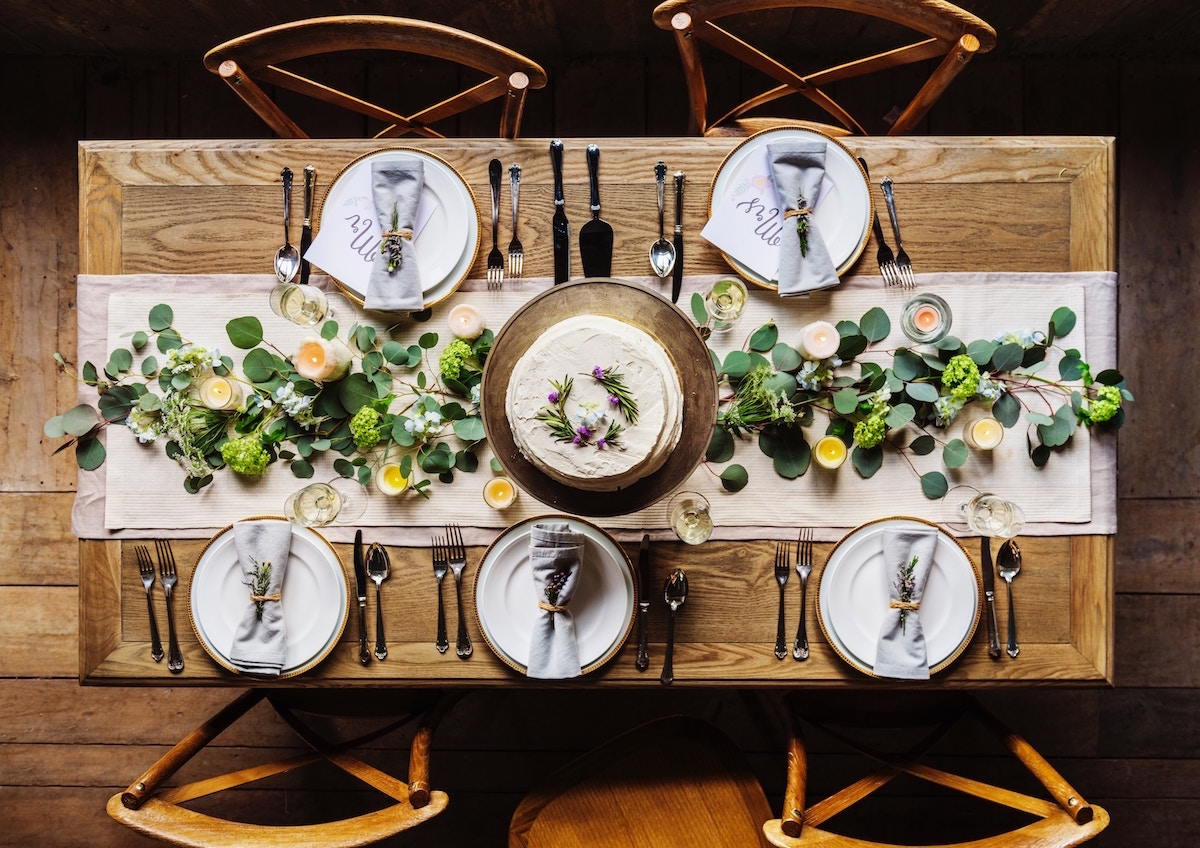 Foliage Table