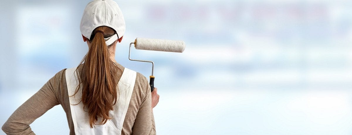 Tips for preparing your home for painting