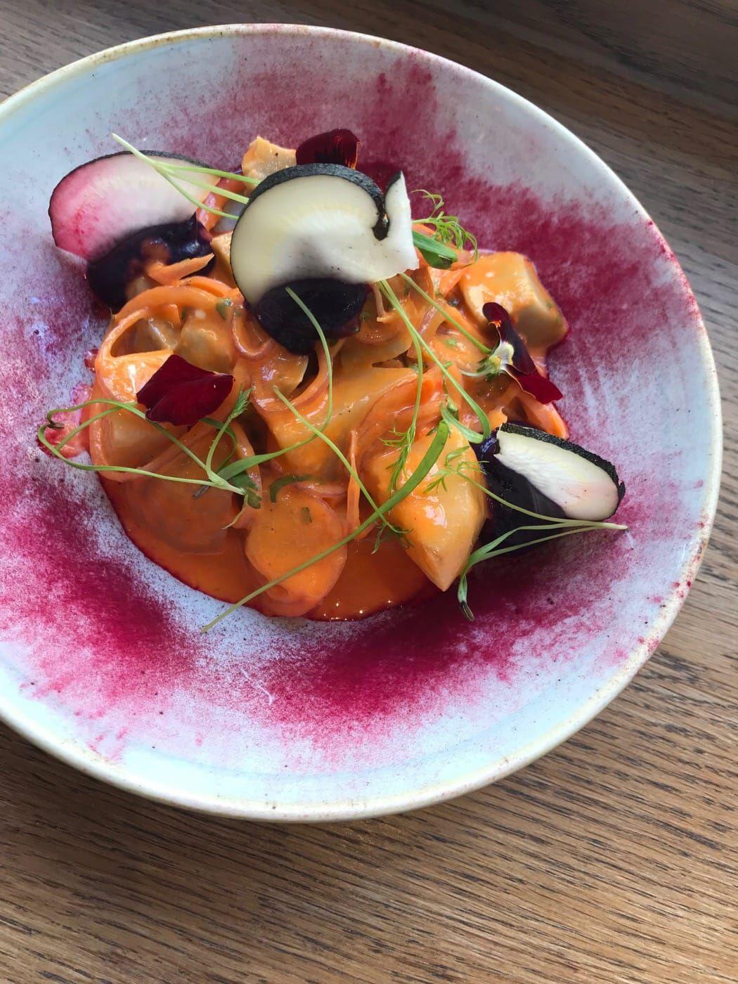 Casita Andina - Best Vegan Dishes