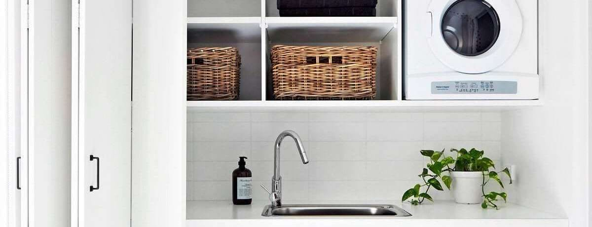 How to create a stylish and functional laundry
