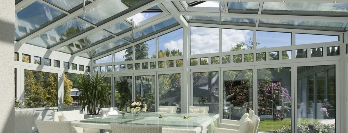 modern conservatory tips