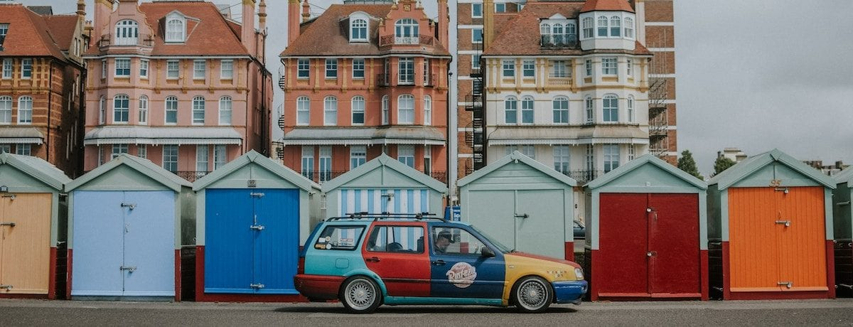 food delivery in Brighton
