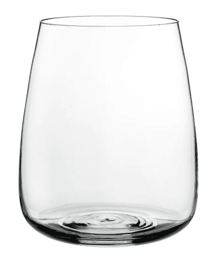 IKEA Berakna glass vase