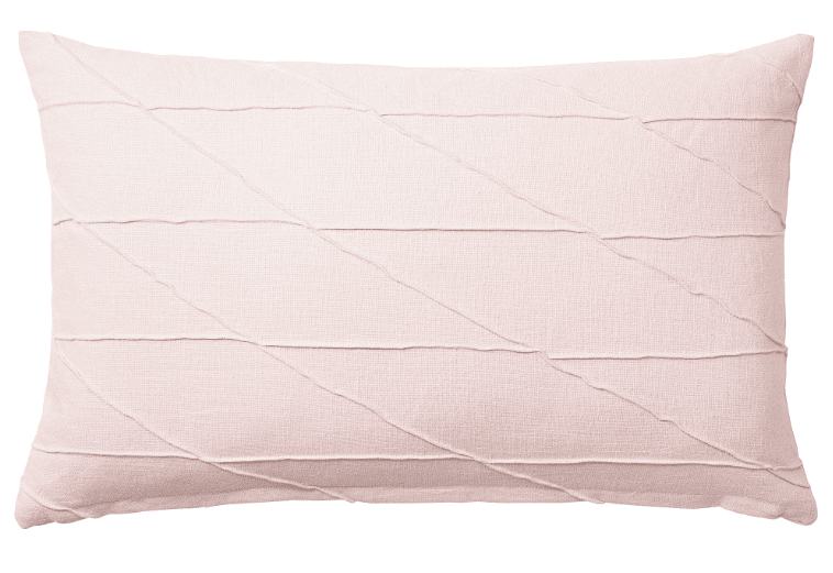 IKEA Harort cushion light pink