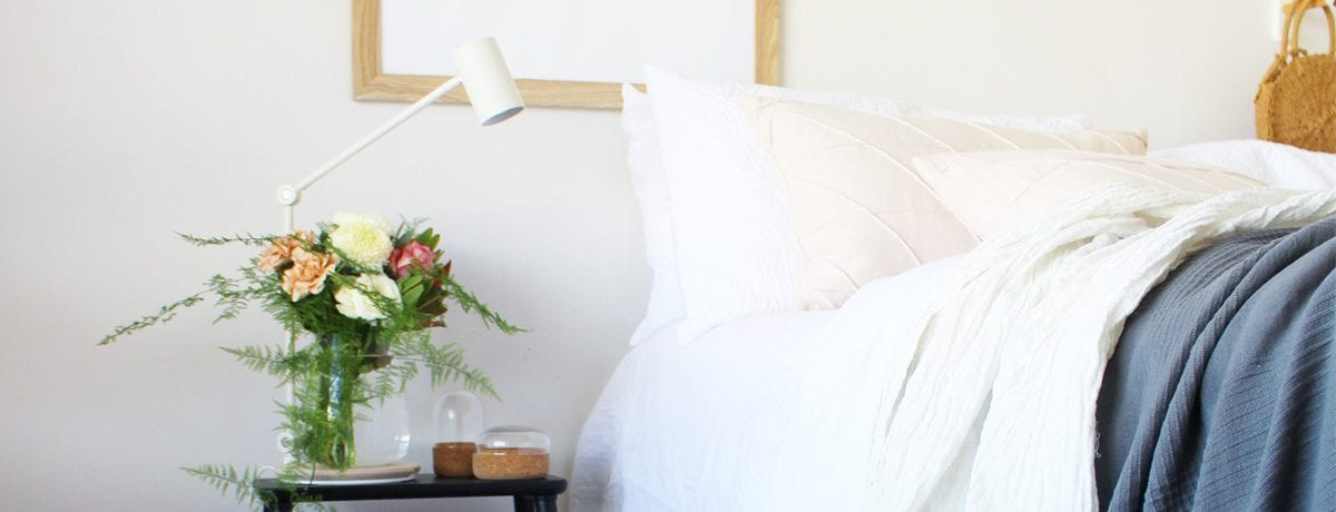Makeover your guest bedroom Scandi style with these budget IKEA pieces